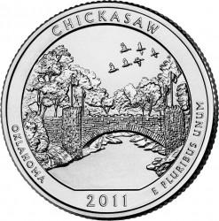 Рекреационная зона Чикасо (Chickasaw National Recreation Area)