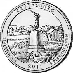 Национальный парк Геттисберг (Gettysburg National Military Park)