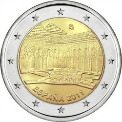 Испания, 2 евро, 2011