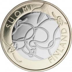 5 евро, Хяме (Тавастия), аверс