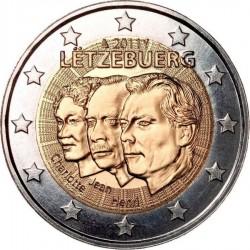 Люксембург 2 евро 2011