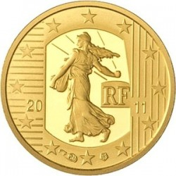 France 2011 5 euro Starterkits