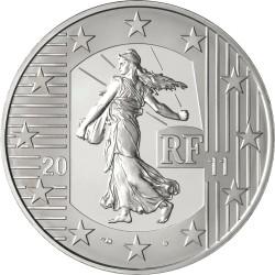France 2011 10 euro Starterkits