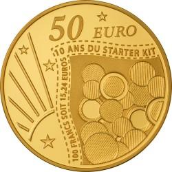 France 2011 50 euro Starterkits