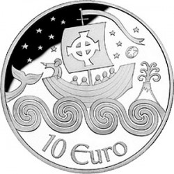 10 €, 2011 - St. Brendan The Navigator