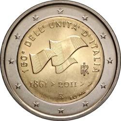 Italy 2011 2 euro