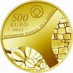 France 2011 Versailles 500 euro