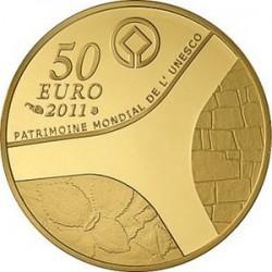 Франция 50 евро 2011 Версаль