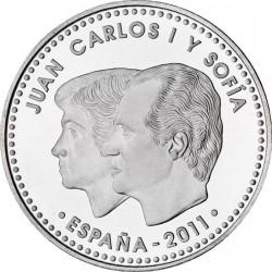 Испания, 20 евро, 2011, Clara Campoamor