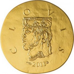 France 2011. 50 euro. Clovis I