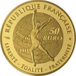 Франция, 2011 (Фигурное катание)