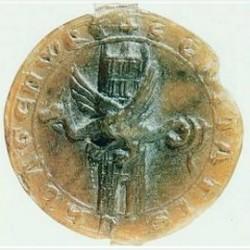 Самая старая сохранившаяся печать города Клагенсфурта