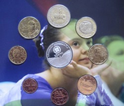 Greece 2011. XIII SPECIAL OLYMPICS WORLD SUMMER GAMES. Panathinaiko. 10 euro
