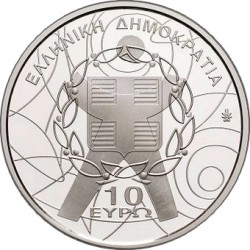 Греция 10 евро «Специальные Олимпийские игры», 2011