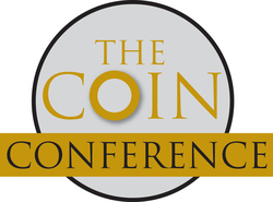 THE COIN CONFERENCE logo