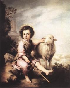 «Добрый пастух Христос» (ок.1660)