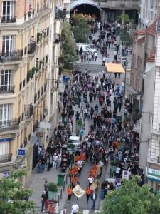 21 июня народ гуляет и отдыхает