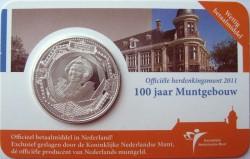 Netherland 2011. 5 euro. Mint (coincard)