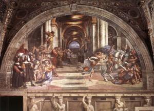 Станца д'Элиодоро (Stanza d'Eliodoro)
