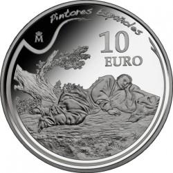 Испания, 2011, 10 евро (Хосе де Рибера)