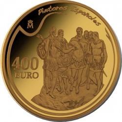 Испания, 2011, 400 евро (Эль Греко)
