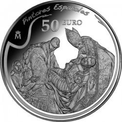 Испания, 2011, 50 евро (Эль Греко)