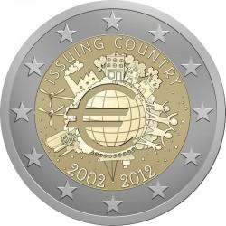 Единый проект серии «10 лет евро»
