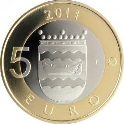 5 евро, Уусимаа, аверс