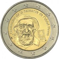 2 евро, Франция, 2012