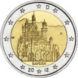 2 евро, Германия, 2012