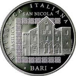 10 евро, Италия (Год российской культуры и русского языка в Италии)