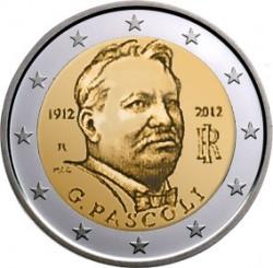 2 евро, Италия, 2012