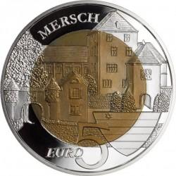 5 евро, Люксембург (Замок Мерш)