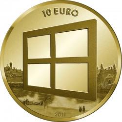 10 евро, Нидерланды, 2011 (Живопись Нидерландов)