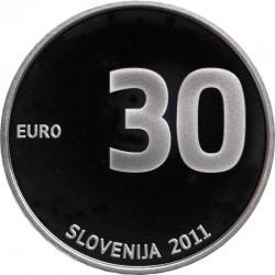 Словения, 2011 (20 лет независимости Словении)