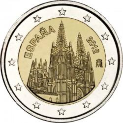 2 евро, Испания, 2012