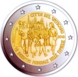 2 евро, Ватикан, 2012