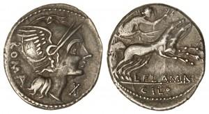 Denarius Roma