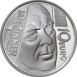10 евро, Словакия (Ян Циккер)