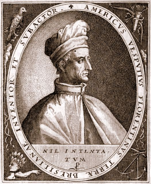 a biography of amerigo vespucci a european explorer