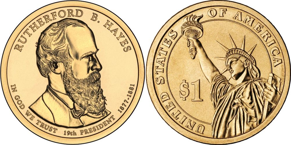 Президентские доллары сколько стоит монета 1993 turkmenistanyn tennesl