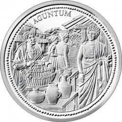 Austria. 20 euro, Aguntum