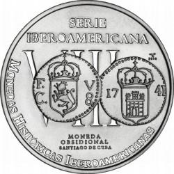 Куба 2010, 10 песо. Древние монеты. Иберо-Америка