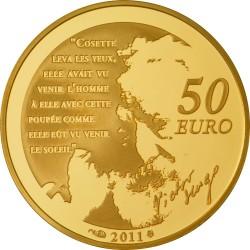 50 euro, France, Cosette