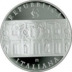 Italia 2011, 5 euro, Consiglio di Stato