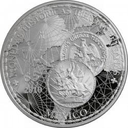 Mexico 2010, 10 peso. Iberoamericana.