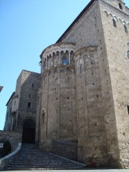 Abside cathedrale Santa-Maria d'Anagni