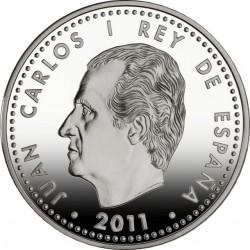 10 евро, Испания (Год Испании в России и Год России в Испании)