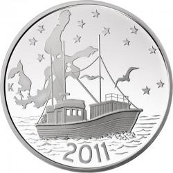 Finland 20 euro, 2011. Protecting the Baltic Sea