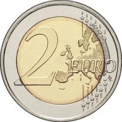2 евро, общая сторона